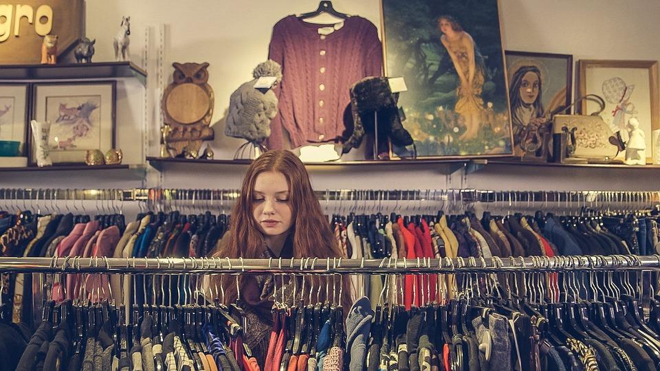 ad5c0ee08ea Second hand-kläder – bra för plånboken, bra för miljön - Pste.se